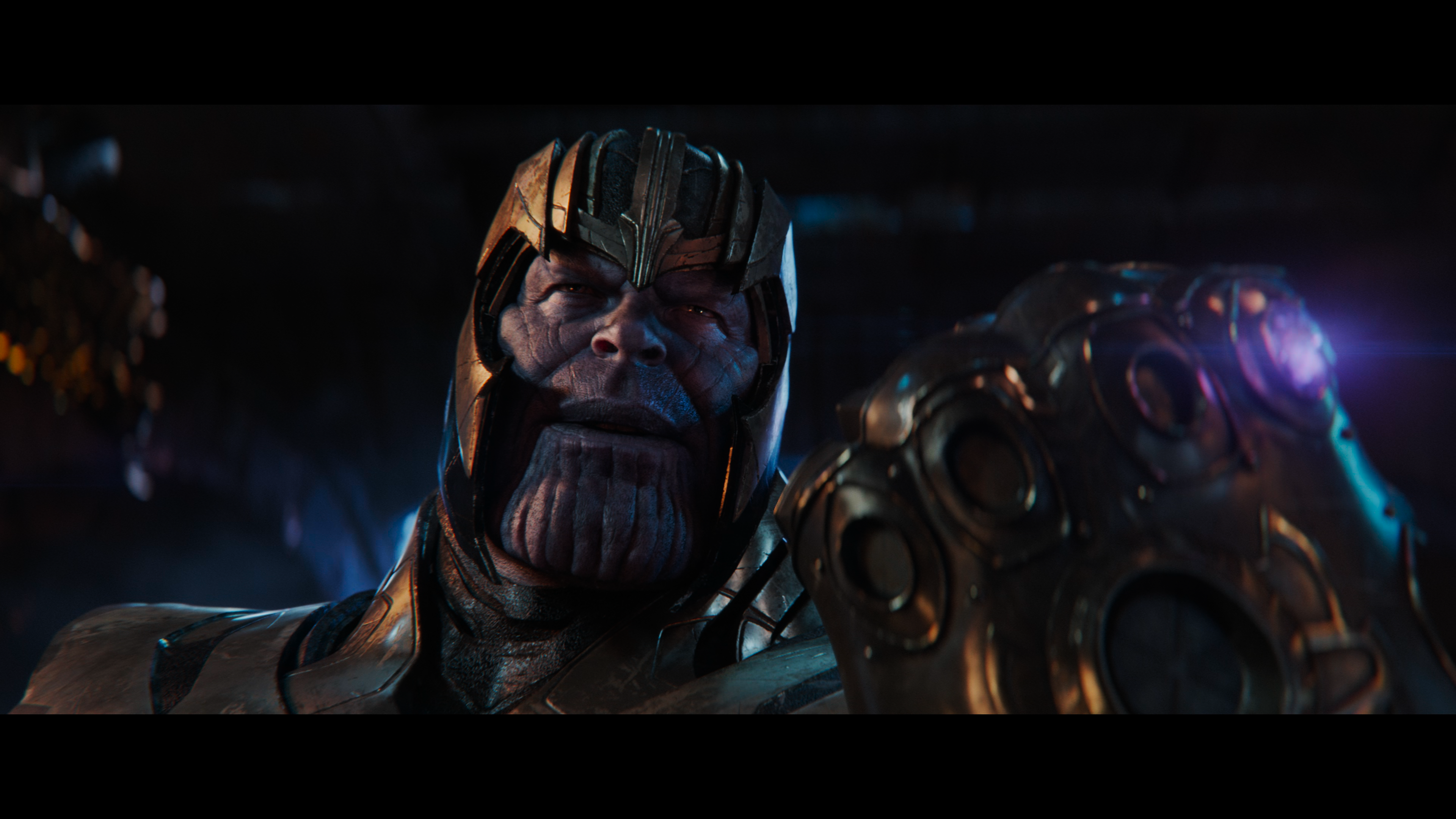Avengers: Infinity War – 4K UHD Blu-ray Review – HighDefDiscNews