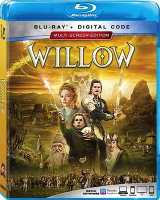"Ron Howard film ""Willow"" gets 30th Anniversary Blu-ray"