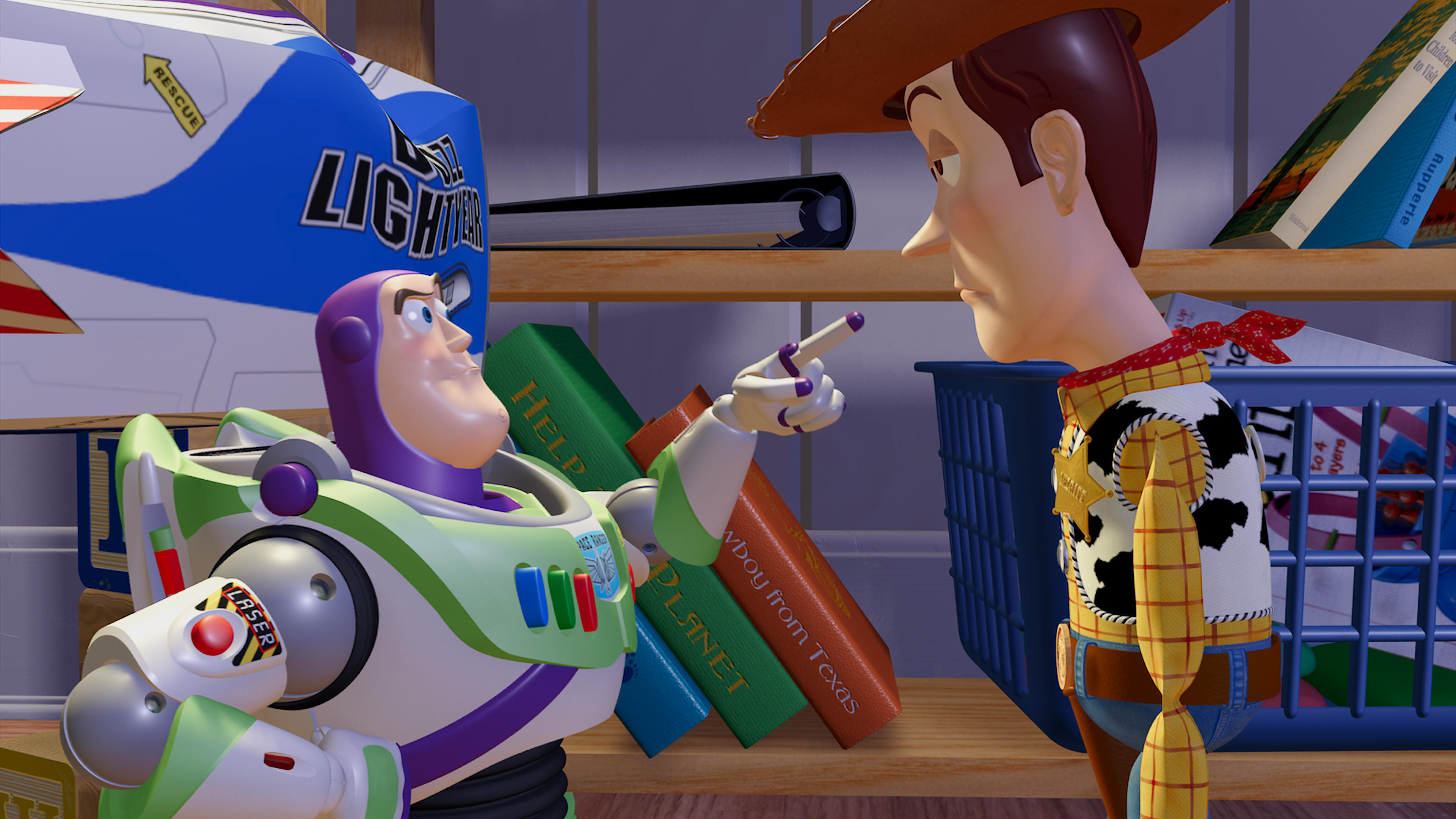 Toy Story – 4K UHD Blu-ray Review – HighDefDiscNews