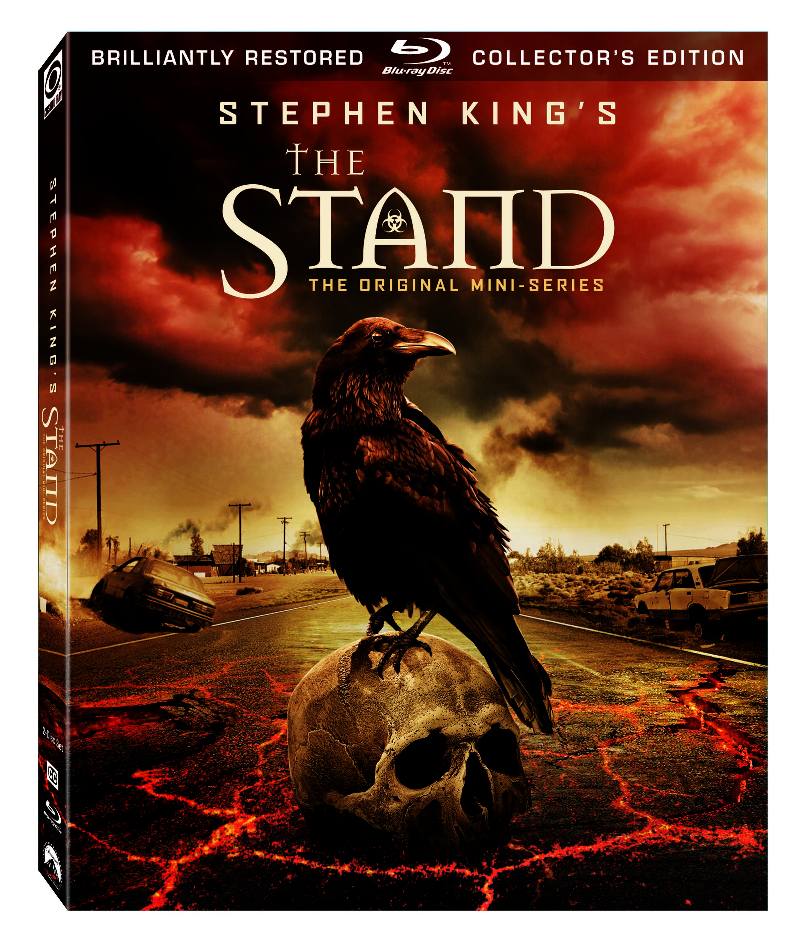 Stephen King's The Stand Blu-ray September – HighDefDiscNews