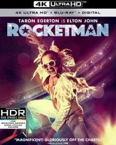 Rocketman - 4K UHD Blu-ray Review