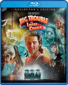 Big Trouble in Little China [Collector's Edition] - Blu-ray Review
