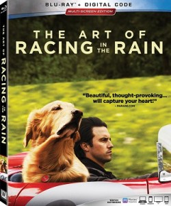 The Art of Racing in the Rain - Blu-ray Review