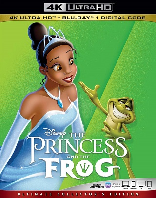 the_princess_and_the_frog_4k