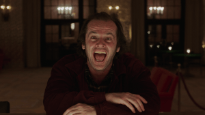 1980 version of The Shining 4K UHD Blu-ray Screenshots