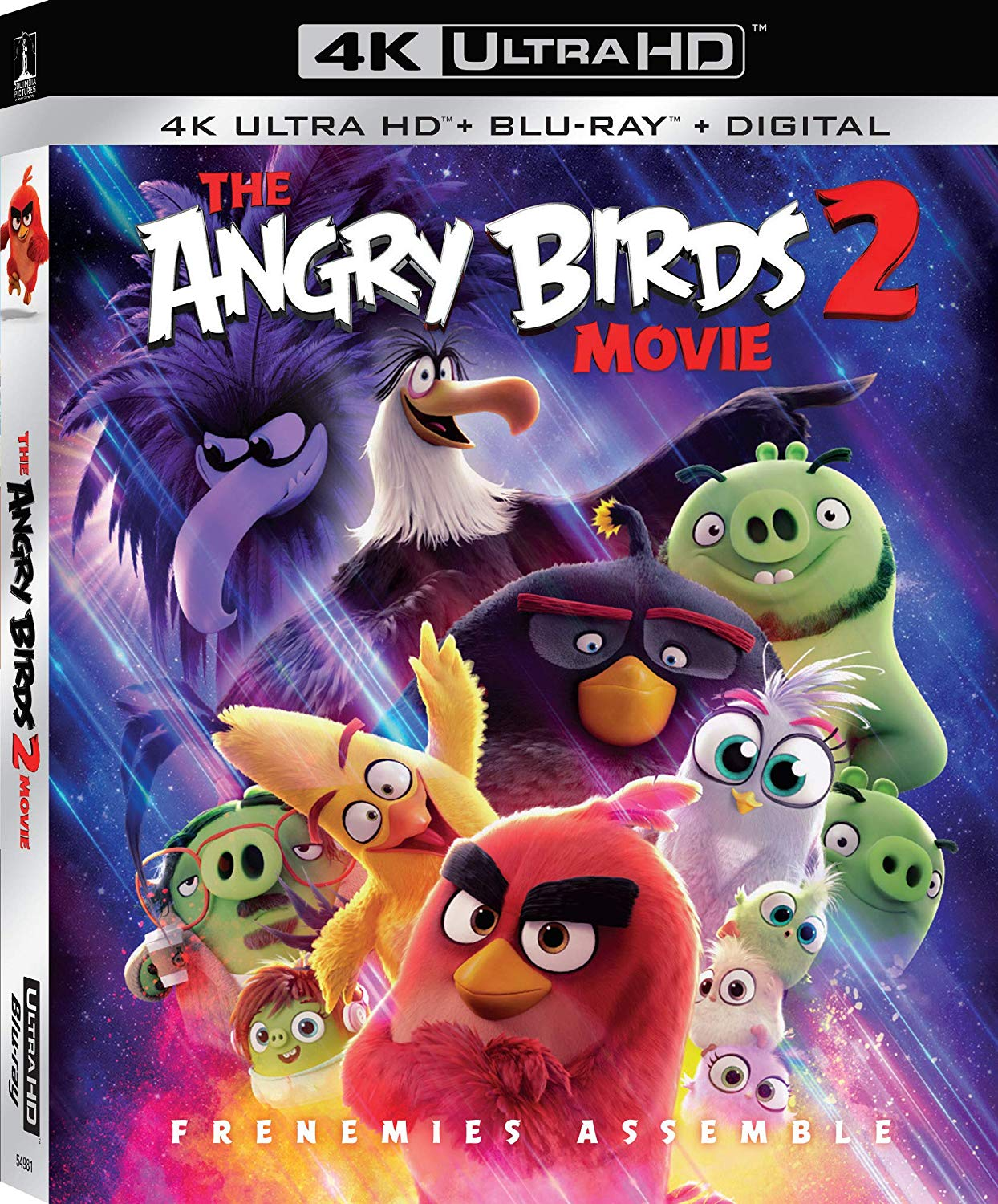 The Angry Birds Movie 2 Comes To 4k And Blu Ray Highdefdiscnews
