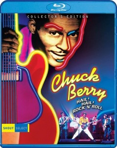 Chuck Berry: Hail! Hail! Rock 'N' Roll - Blu-ray Review