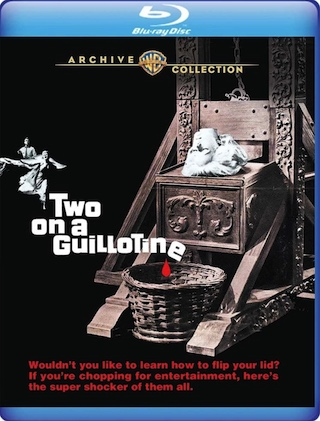 two_on_a_guillotine_bluray