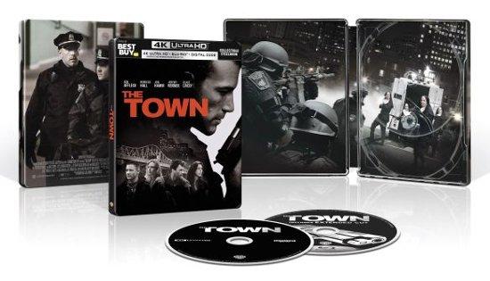 the_town_4k_steelbook