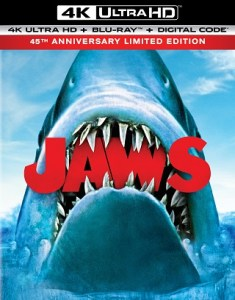 Jaws - 4K UHD Blu-ray Review