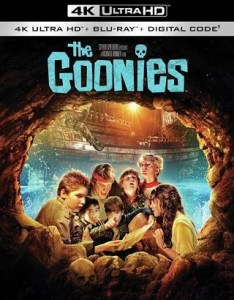 The Goonies - 4K UHD Blu-ray Review