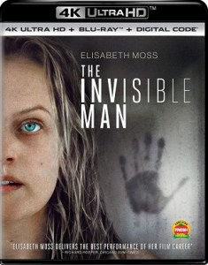 The Invisible Man [2020] - 4K UHD Blu-ray Review