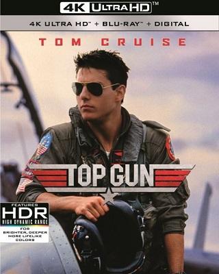 Top Gun - 4K UHD Blu-ray Review