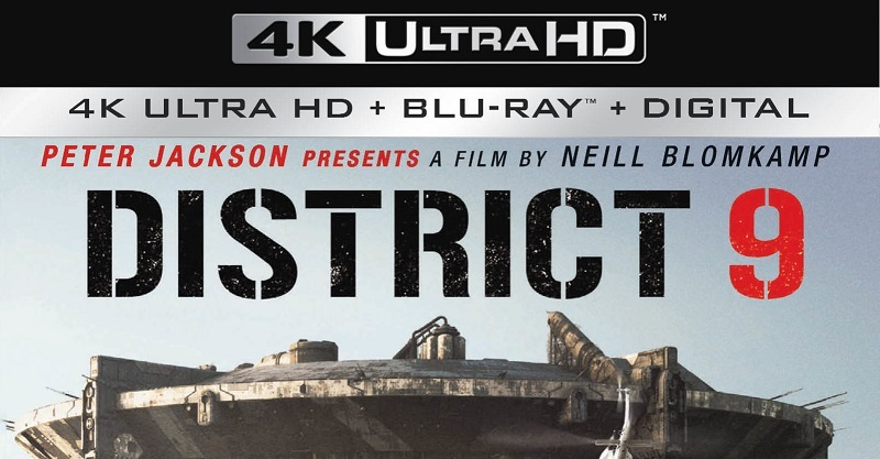 District 9 Comes To 4k Uhd Blu Ray In October Highdefdiscnews