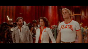 Flash Gordon 4K UHD Blu-ray Screenshots