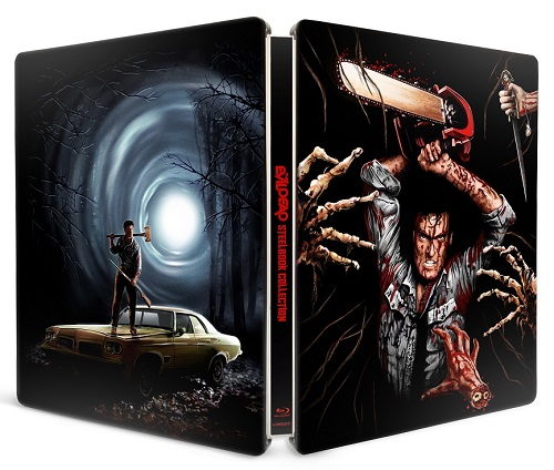 the_evil_dead_steelbook_collection_4k