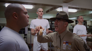 Full Metal Jacket - 4K UHD Blu-ray Sreeenshots