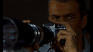 Rear Window - 4K UHD Blu-ray Screenshots