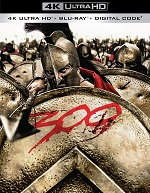 300 - 4K UHD Blu-ray Review