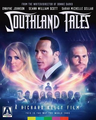 Richard Kelly's Southland Tales on Arrow Video Blu-ray