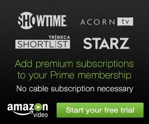Join Prime Video Channels Free Trial