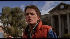 Back to the Future - 4K UHD Blu-ray Screenshots