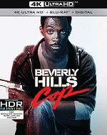 Beverly Hills Cop - 4K UHD Blu-ray Review
