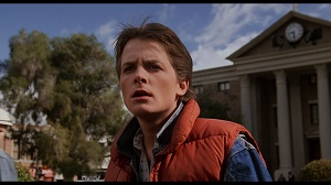 Back to the Future - 4K UHD Blu-ray Screenshots
