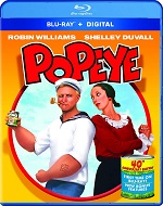 Popeye [1980] - Blu-ray Review