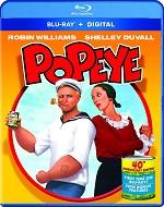 Popeye [1980] - Blu-ray Review