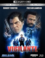 Vigilante (1983) - 4K UHD Blu-ray Review