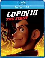 Lupin III: The First - Blu-ray Review