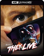 They Live - 4K UHD Blu-ray Review