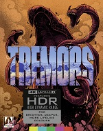Tremors - 4K UHD Blu-ray Review