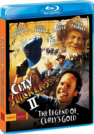 City Slickers II: The Legend of Curly's Gold on Blu-ray May