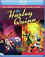 Harley Quinn: The Complete First and Second Seasons - Blu-ray Review