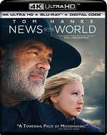 News of the World - 4K UHD Blu-ray Review