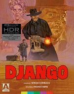 Django [Limited Edition] - 4K UHD Blu-ray Review