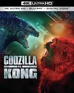 Godzilla vs. Kong - 4K UHD Blu-ray Review